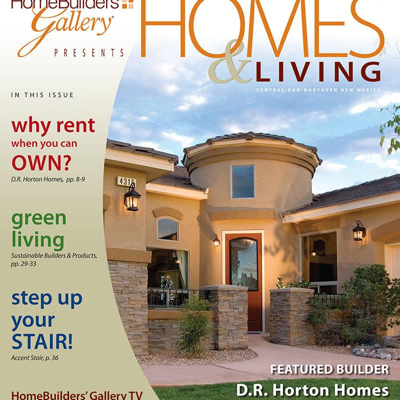 HomeBuilders' Gallery Magazine