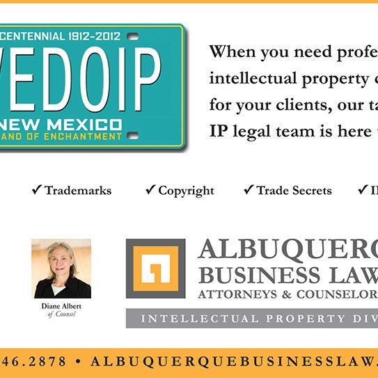 Albuquerque Business Law Ad